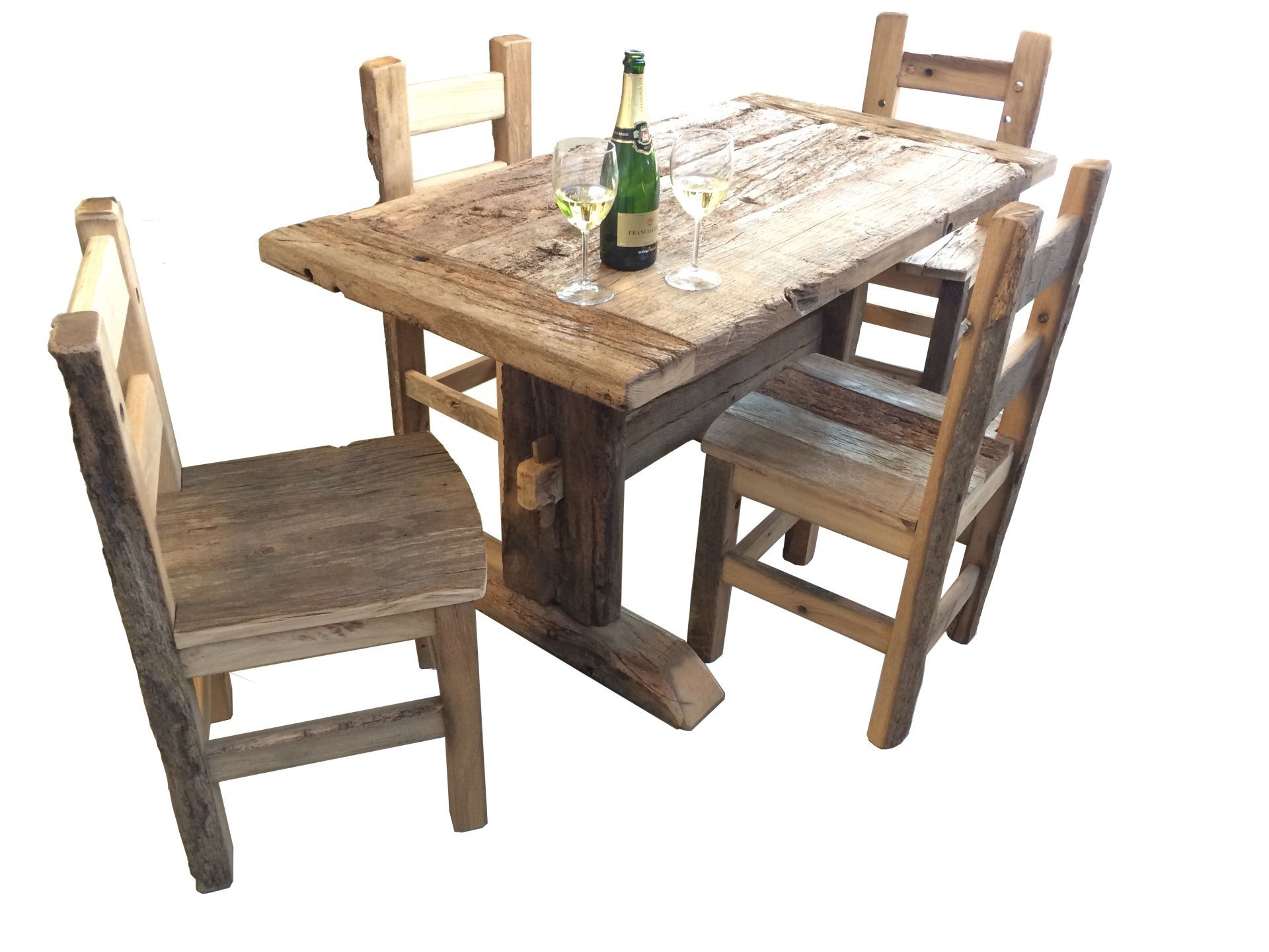 Tavoli sedie arredamenti porte finestre in legno antico for Tavolo sedie