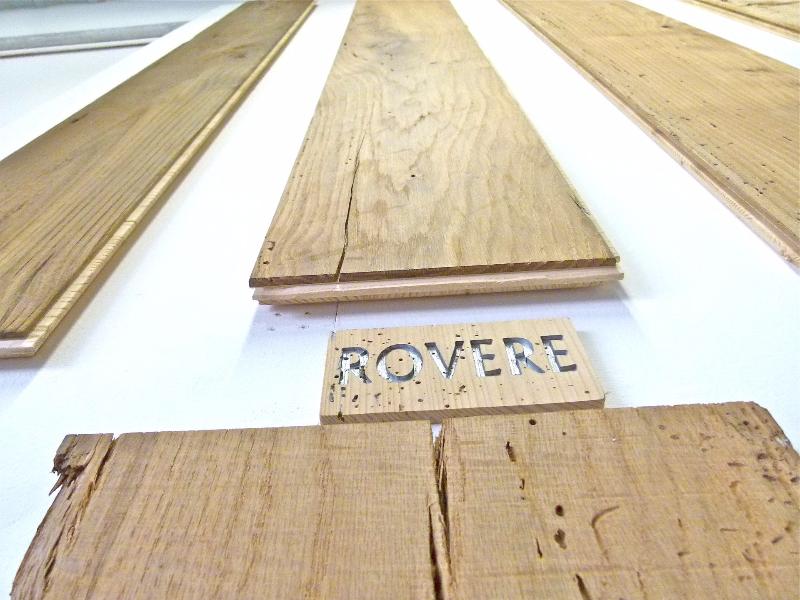Assi rovere vecchio for Tavolo legno vecchio usato