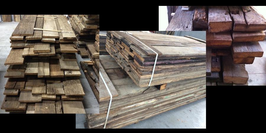 Tavole vecchie di recupero pannelli termoisolanti - Vendita tavole di legno ...