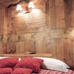 Camere in legno antico