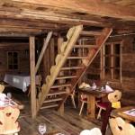 Scale legno antico abete