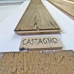 Pavimenti in Castagno prima e dopo