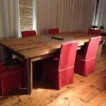 Tavolo in Rovere Antico