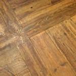 Pavimenti in Abete massello prima patina oliato