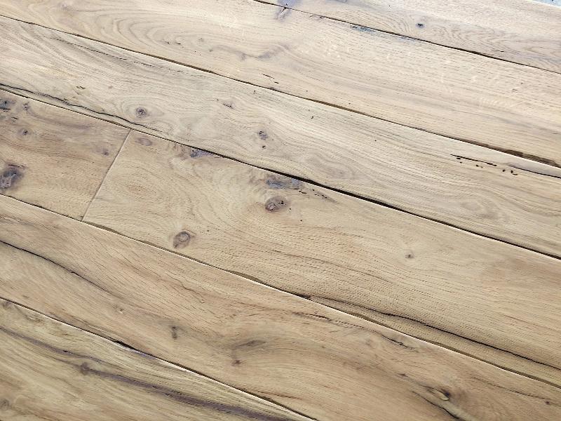 PARQUET ANTICO in rovere da vecchi pavimenti in legno di recupero